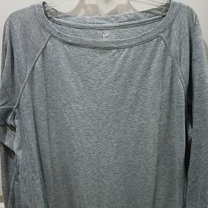 Good Nike tunic length top